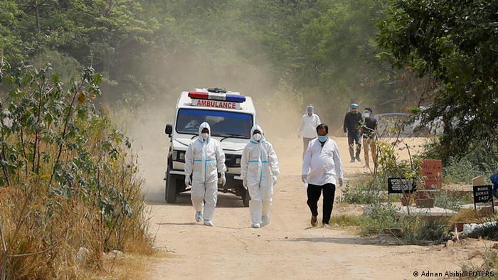 Llega a India ayuda de emergencia de EEUU para lucha contra el covid-19