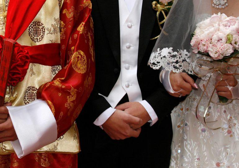 Mujer descubre en la boda de su hijo que su futura nuera es su hija perdida
