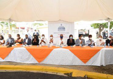 MOPC inicia plan de acción en beneficio de más de 150 mil personas en Monte Plata
