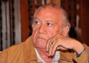 Fallece el escritor dominicano Marcio Veloz Maggiolo a sus 84 años