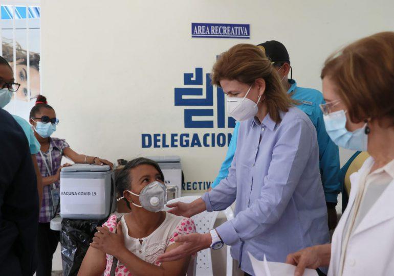 VIDEO | Raquel Peña supervisa obras anunciadas en Consejo de Ministros en provincia San Juan