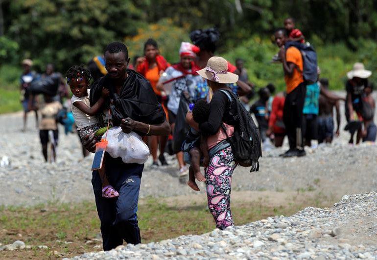 Panamá pide a Colombia acuerdo para atender llegada masiva de migrantes