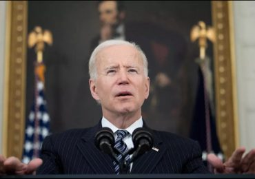 Biden hablará ante el Congreso para marcar los 100 días de su gestión
