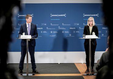 VIDEO   Funcionaria danesa se desmaya mientras anunciaba suspensión de la vacuna de AstraZeneca contra el COVID-19