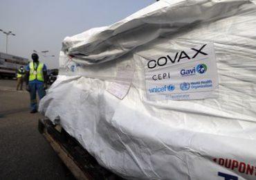 Este martes llegará lote de vacunas del COVAX al país