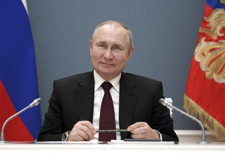 Vladimir Putin recibió la segunda dosis de una vacuna contra el covid-19