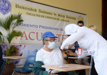 UASD iniciará aplicación de segunda dosis de vacuna contra Covid19 a partir de este lunes