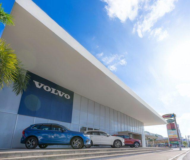 MARTÍ se consolida como principal importador de Volvo en Latinoamérica