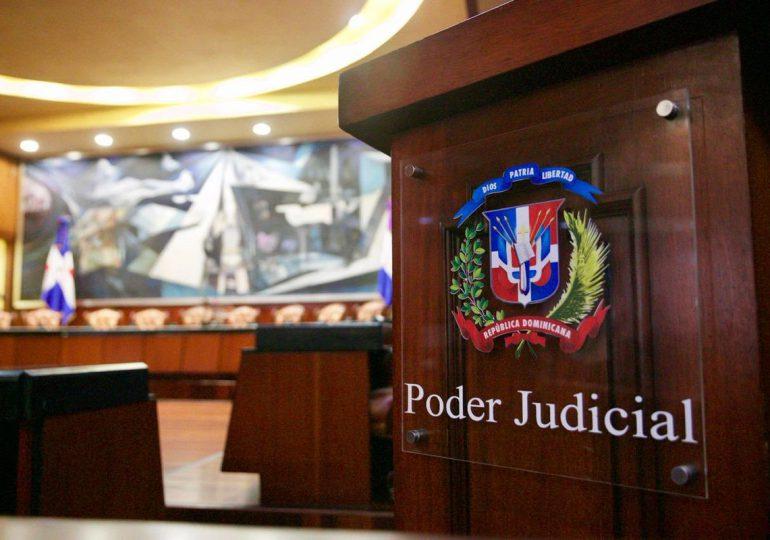 Poder Judicial inicia plan de descongestión del Tribunal Superior Administrativo