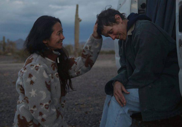 """Hollywood está listo para los premios Oscar con """"Nomadland"""" al frente"""