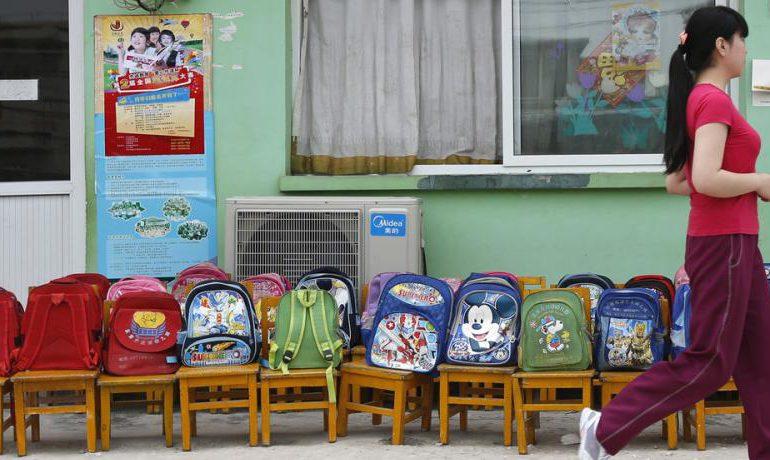 Un hombre apuñala a dos niños en un jardín de infancia de China
