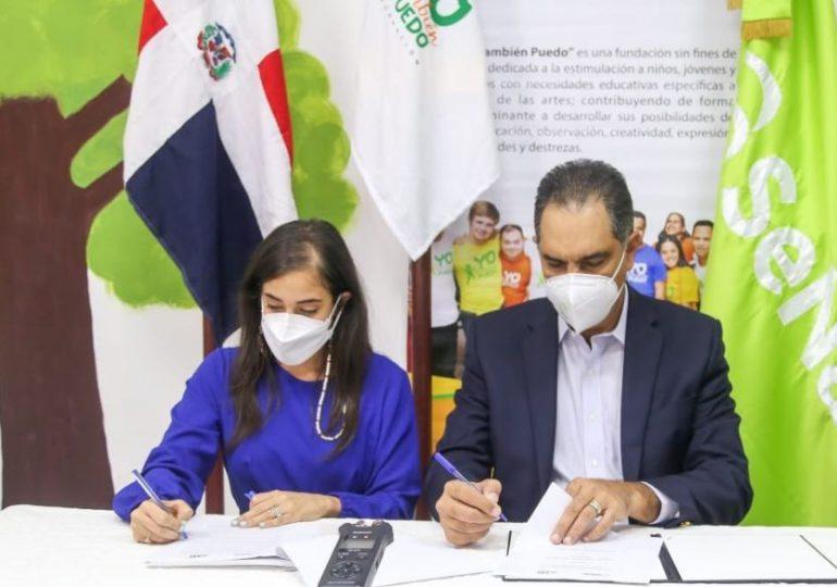 SeNaSa firma acuerdo con fundación para ayudar a niños con Autismo