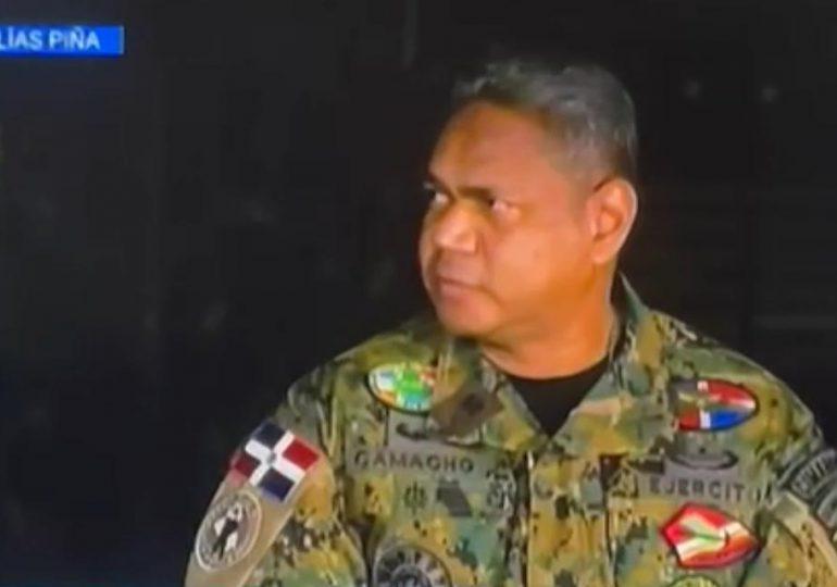 Ejército mantiene reforzada la seguridad fronteriza con Operación Bayahonda