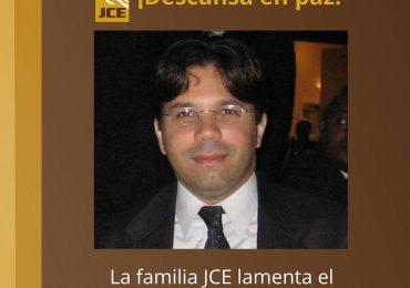 Fallece el subdirector de la JCE