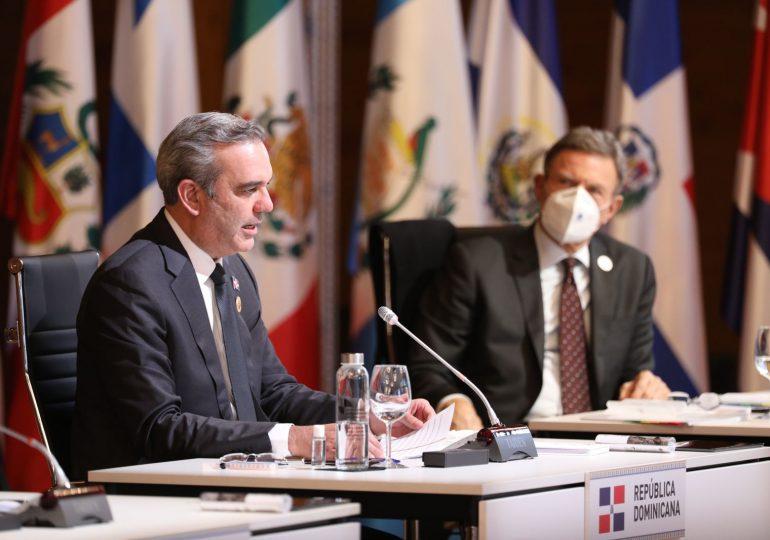 Cumbre Iberoamericana   Abinader aboga por la distribución más justa de la riqueza del mundo