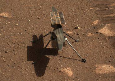 La NASA retrasa el histórico vuelo de su helicóptero en Marte
