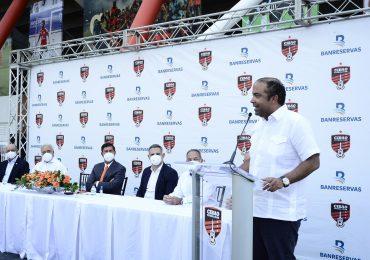 Banreservas y Cibao FC continuarán juntos para la Temporada 2021 de la LDF