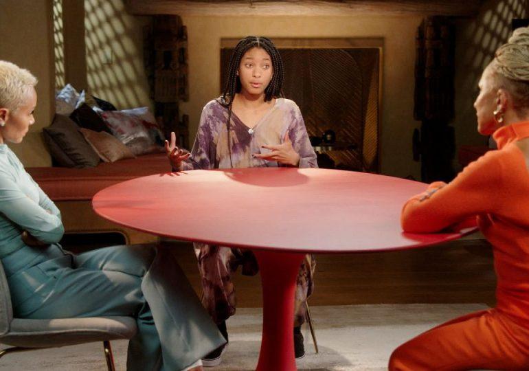 Willow Smith revela que es poliamorosa en 'Red Table Talk'