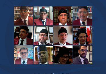 Tribunal Constitucional deja en estado de fallo tres expedientes de acción directa de inconstitucionalidad