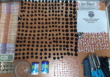 DNCD ocupa miles de gramos de distintas drogas en Santiago y La Romana