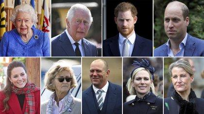 Estos son los principales invitados a las exequias del príncipe Felipe
