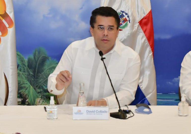 David Collado anuncia RD exigirá prueba anticovid a pasajeros de Brasil, Inglaterra y Sudáfrica