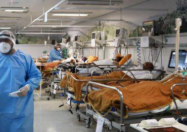 Brasil tiene más pacientes jóvenes que viejos en cuidados intensivos por covid