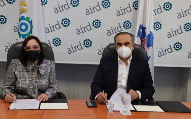 AIRD y ADOEXPO acuerdan   apoyar subsector de cosméticos en el país