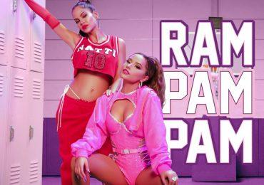 Natti Natasha y Becky G lanzan ''Ram Pam Pam'' y redefinen el feminismo en el reggaetón