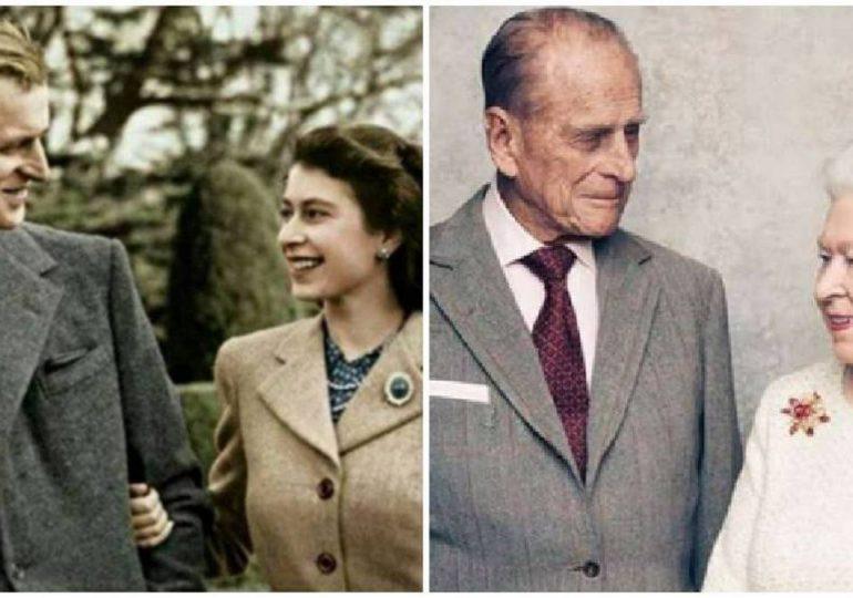 La historia de amor de Isabel II y Felipe de Edimburgo, una unión que duró 73 años