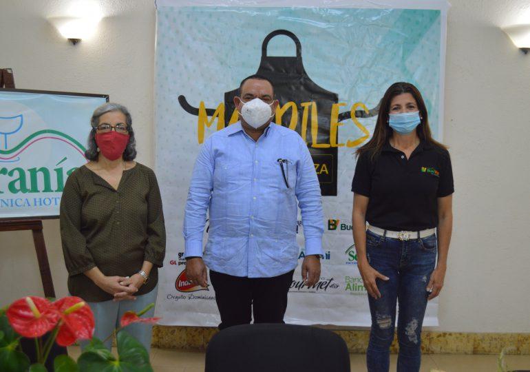 Mandiles de Esperanza llega a comunidades de Jarabacoa