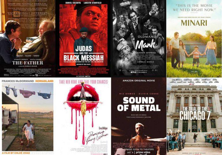 Estas son las ocho aspirantes al Óscar a mejor película