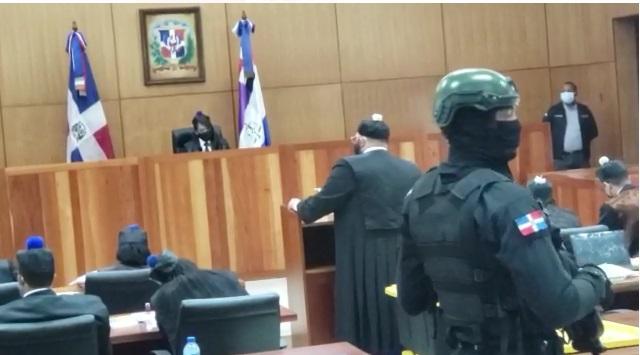 VIDEO | Recusan juez conoce coerción en Operación Coral