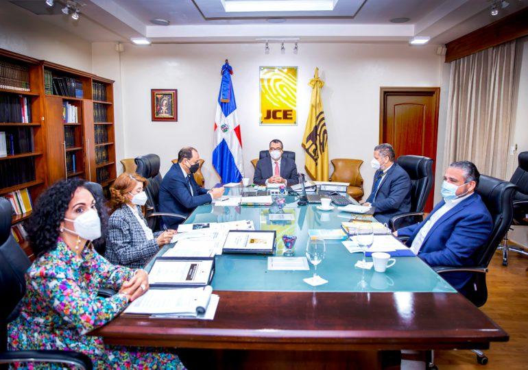 JCE acompañará a las organizaciones políticas en su fortalecimiento institucional