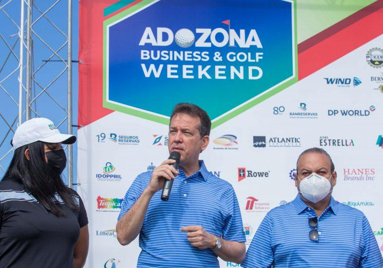 Golf de ADOZONA recauda fondos para servicio humanitario en Punta Cana