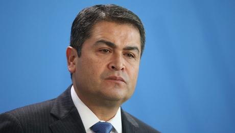 Civiles piden renuncia de presidente de Honduras señalado de narcotráfico