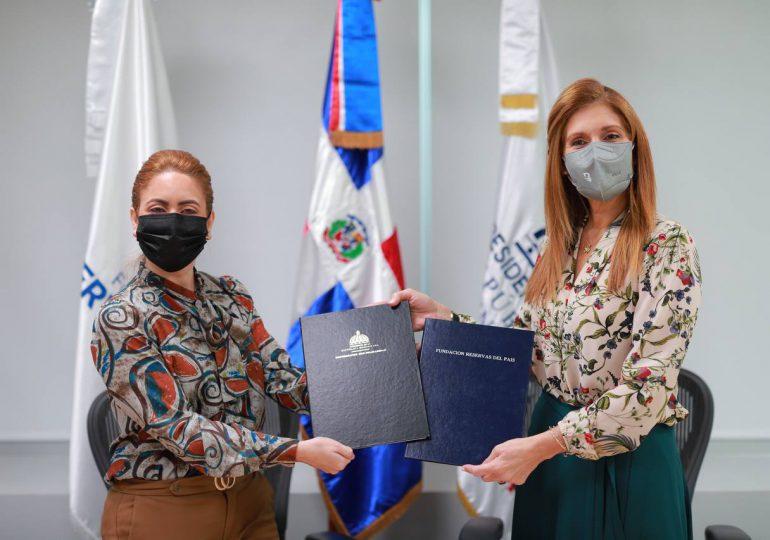 Prosoli y Fundación Reservas del País trabajarán para fortalecer la economía solidaria