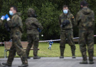 El gasto militar mundial aumentó en 2020 pese a la pandemia