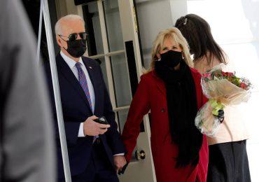 """Joe Biden """"El legado del príncipe Felipe pervivirá más allá de su familia"""""""