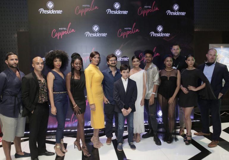 Hotel Coppelia se estrena este jueves en Caribbean Cinemas