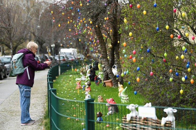 Pascua por el mundo: cómo son las celebraciones en tiempos de pandemia