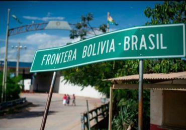 Bolivia cierra  su frontera con Brasil por nueva cepa de covid-19