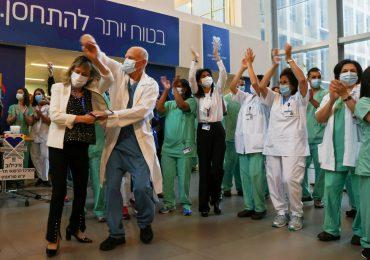 Israel suprime el uso obligatorio de mascarillas al aire libre