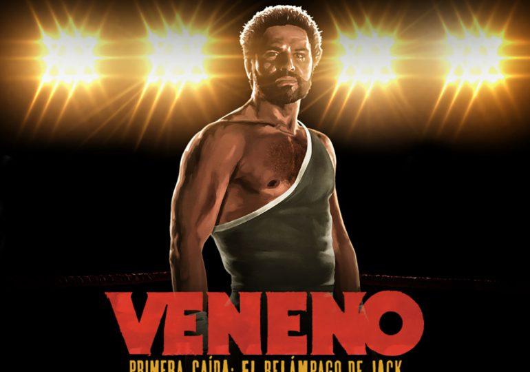 Altice ofrecerá  película gratis de Jack Veneno en honor a su legado