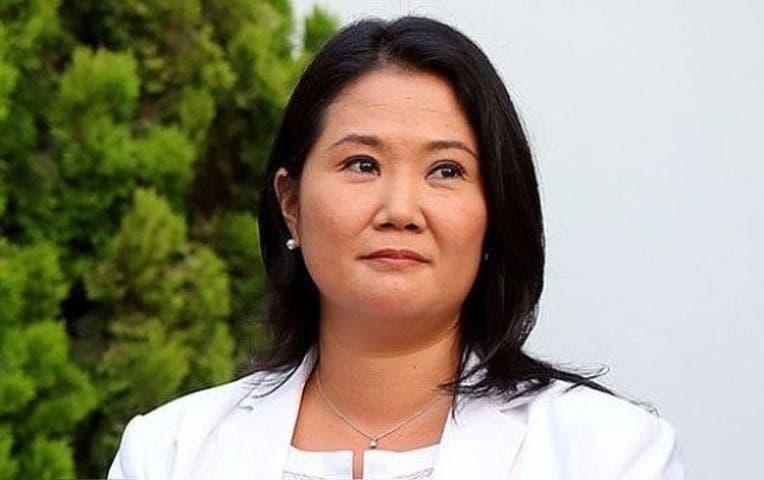 Keiko Fujimori cierra campaña en Lima en su tercer intento por ser presidenta de Perú