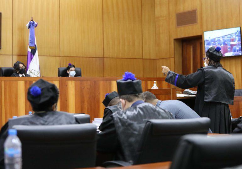 Mirna Ortiz destaca méritos de pruebas relativas a las delaciones premiadas en Caso Odebrecht