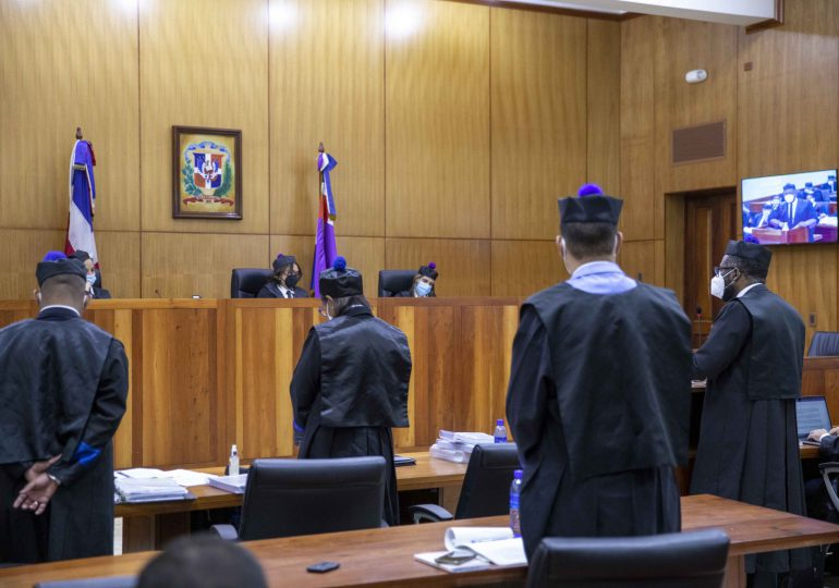 Caso Odebrecht |   Ministerio Público destaca legalidad de pruebas relativas a delaciones premiadas
