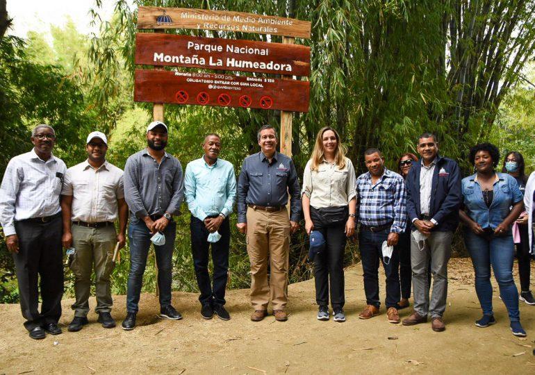 Medio Ambiente acuerda trabajar en favor de los recursos naturales del municipio Los Cacaos