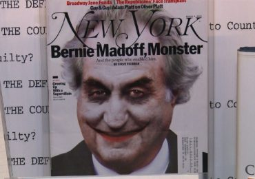 VIDEO | Muere en prisión Bernie Madoff, condenado por la mayor estafa piramidal de la historia