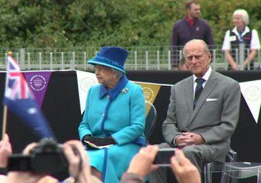 VIDEO | El príncipe Felipe y la reina Isabel II, tenían siete décadas de casados